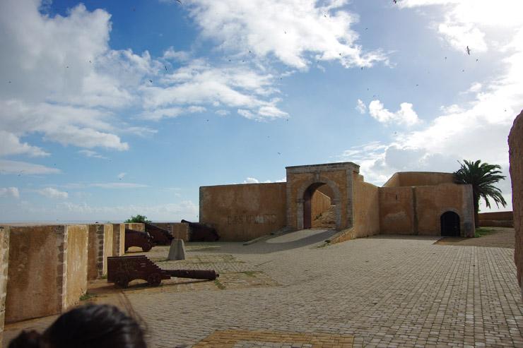 マサガン(アル・ジャジーダ)のポルトガル都市 | モロッコの世界遺産
