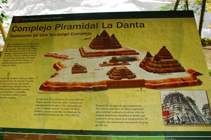 世界最大のピラミッド La Danta