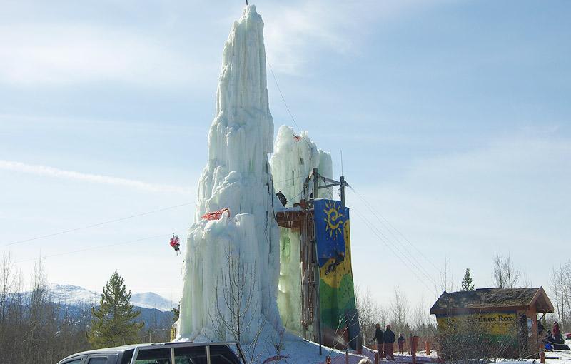 Equinox Ice Tower