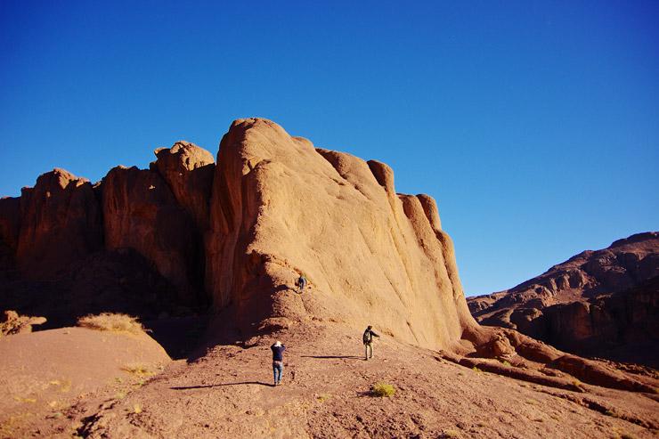 ワルザザードと砂漠のオアシス、フィント