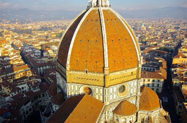 屋根のない博物館『フィレンツェ歴史地区』| イタリアの世界遺産