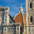 フィレンツェのドゥオーモ(サンタ・マリア・デル・フィオーレ大聖堂)