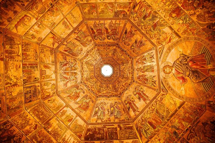 サンタ・マリア・デル・フィオーレ大聖堂の洗礼堂