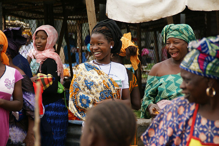 ガンビアの世界遺産、一覧