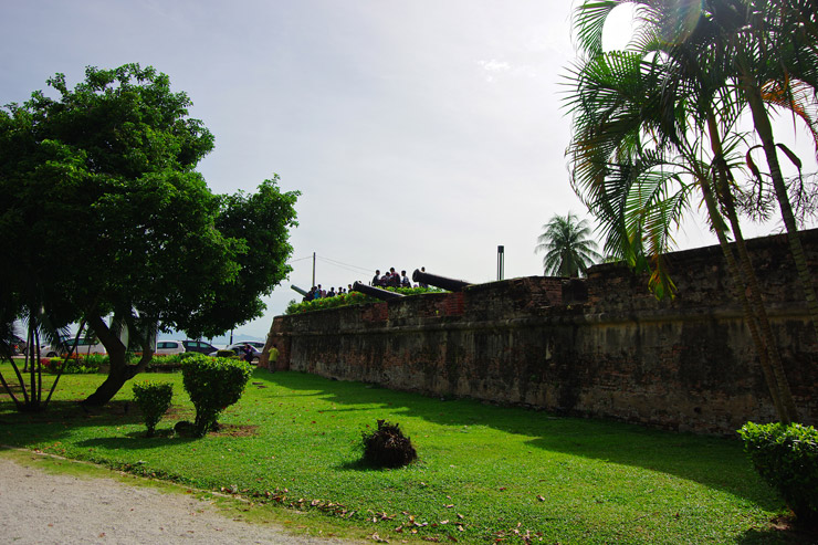 FORT CORNWALLIS(コーンウォリス要塞)