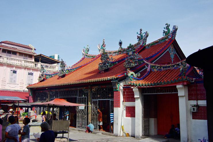 GODDESS OF MERCY TEMPLE(観音寺)
