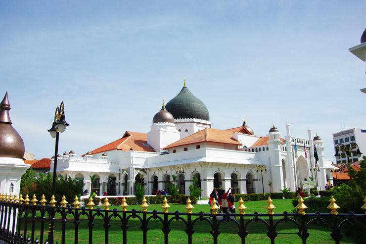 KAPITAN KELING MOSQUE(カビタン・クリン・モスク)