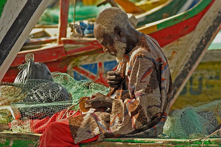 ガーナの世界遺産、一覧