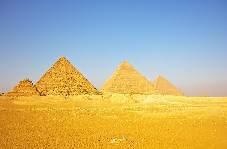 メンフィスとその墓地遺跡-ギーザからダハシュールまでのピラミッド地帯