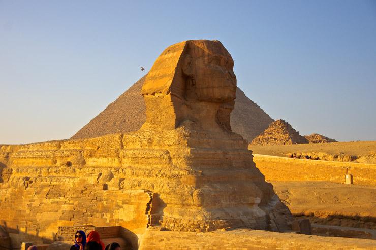 エジプトの世界遺産、一覧 全7カ所のリスト