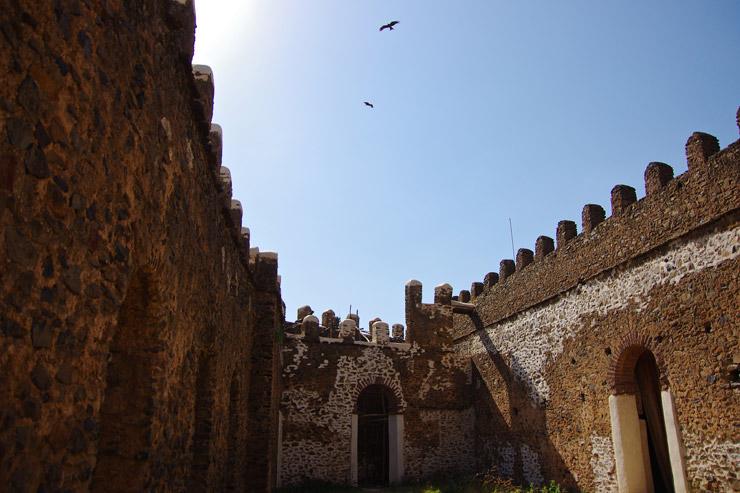 バカファ王の宮殿(Bacaffa's Palace)