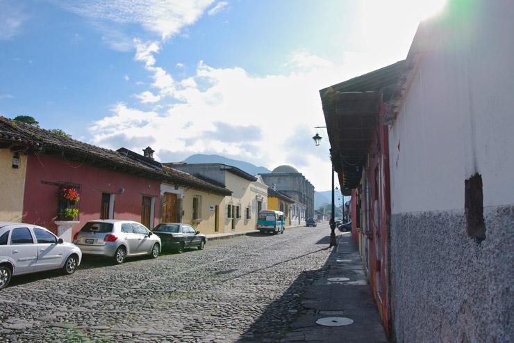グアテマラのアンティグア