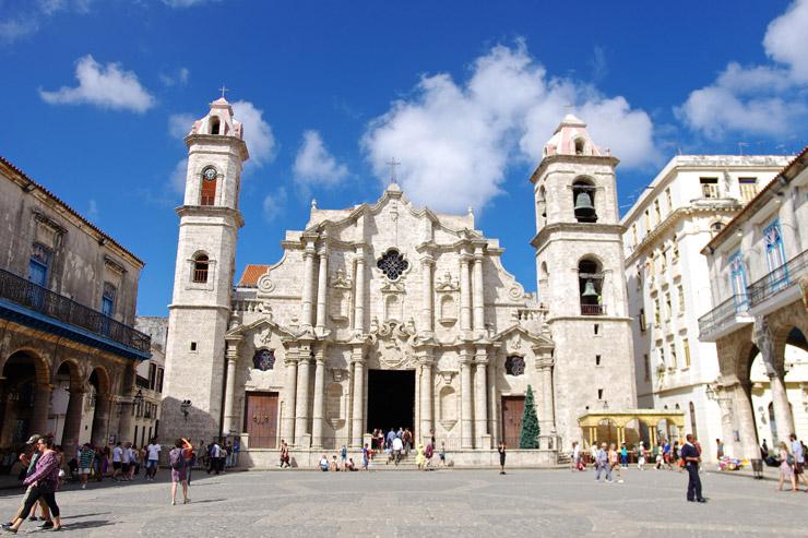 ハバナ大聖堂(en:Cathedral of Havana)