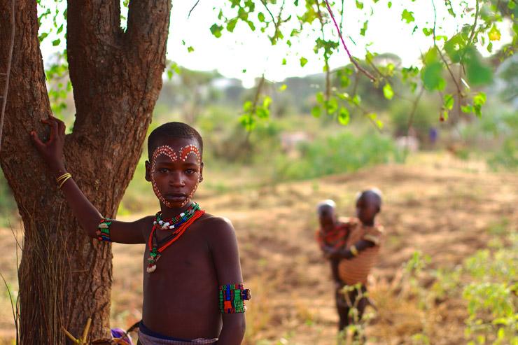 エチオピア南部の旅