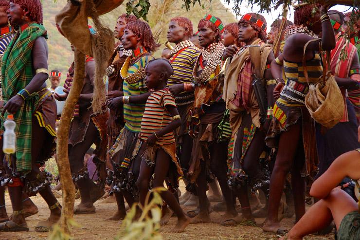 hamar ハマル族