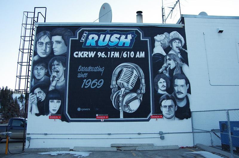 カナダのラジオ局