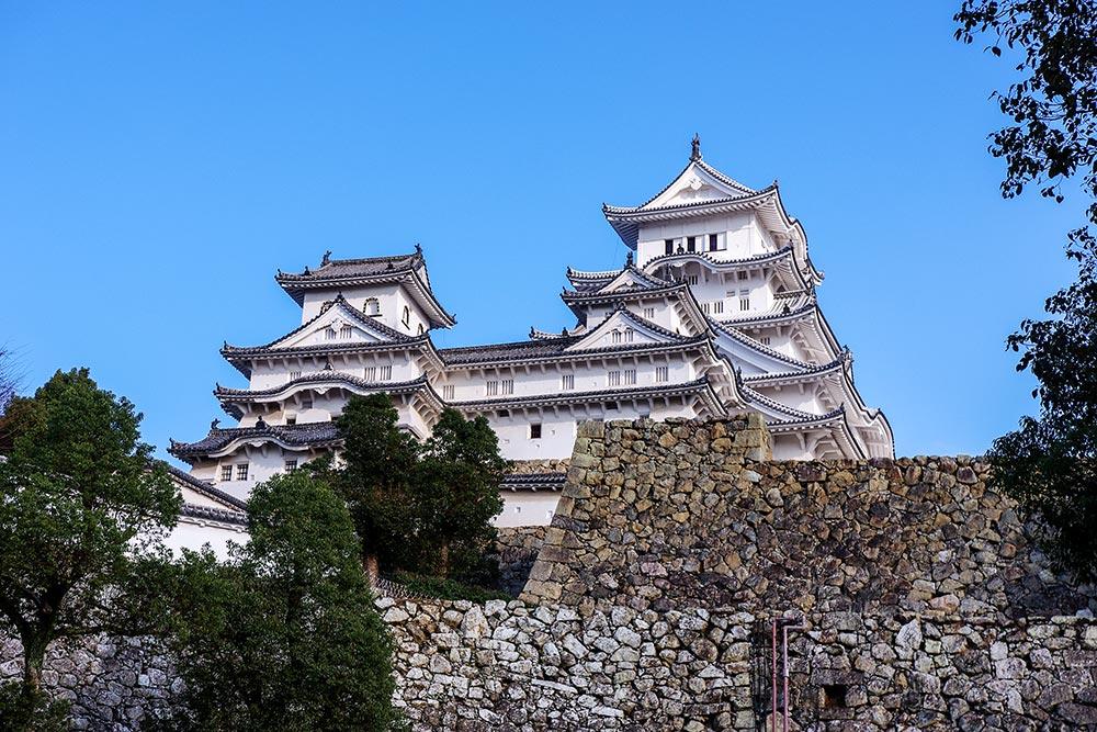 姫路城 日本の世界遺産