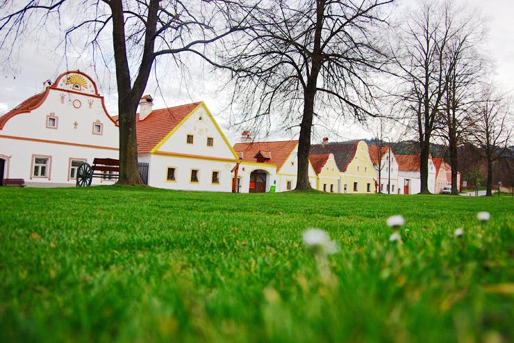 ホラショヴィツェの歴史地区 | チェコの世界遺産
