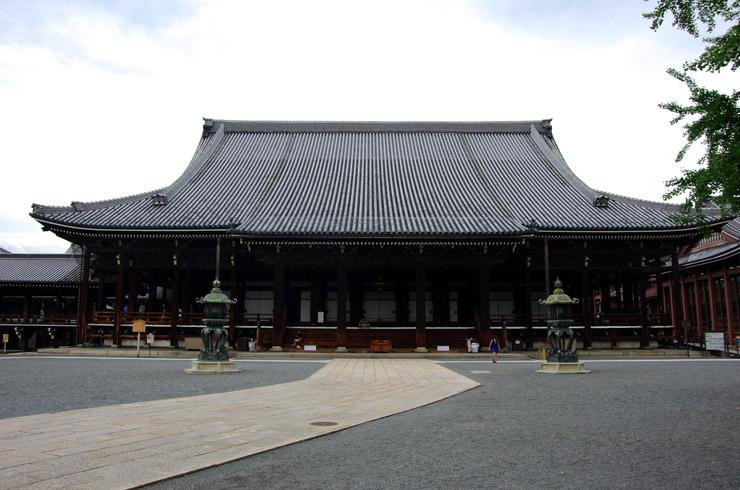 本願寺の御影堂
