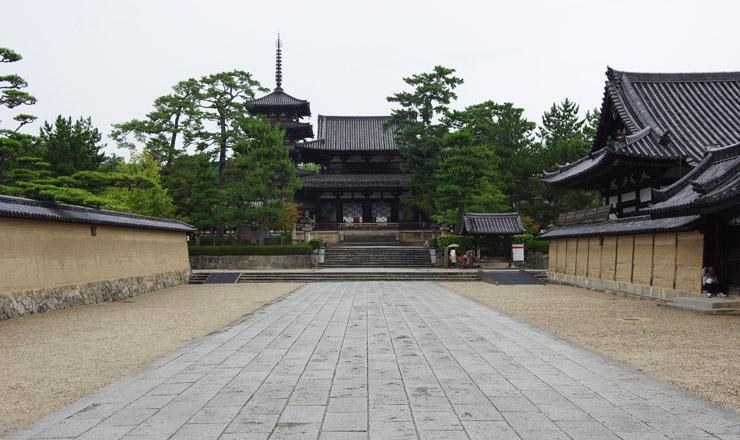 法隆寺地域の仏教建造物の画像 p1_20