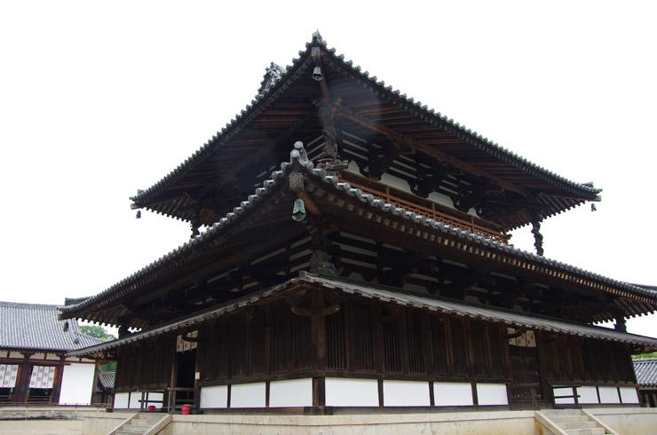 金堂 法隆寺の国宝