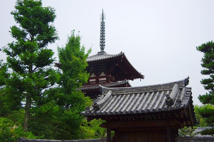法起寺の画像 p1_14