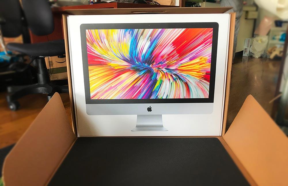 iMac 2019 レビュー