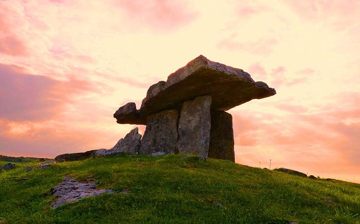 アイルランドの世界遺産、一覧