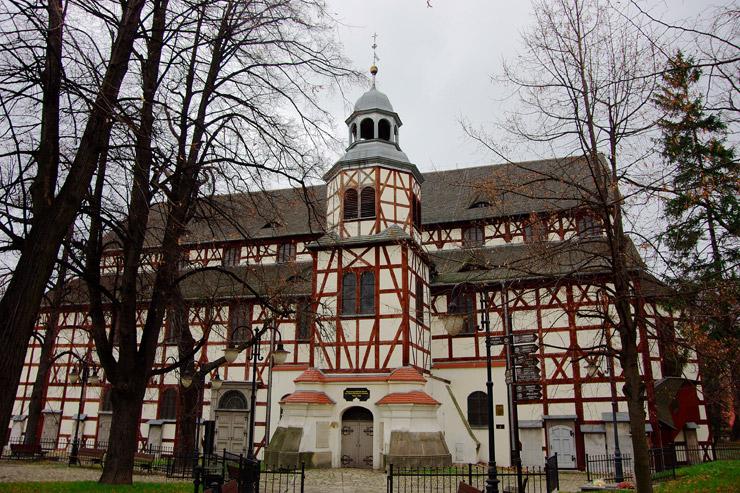 ヤヴォルの平和教会