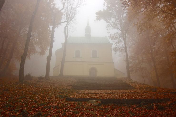 カルヴァリア・ゼブジトフスカ:マニエリスム様式の建築と公園の景観複合体と巡礼公園