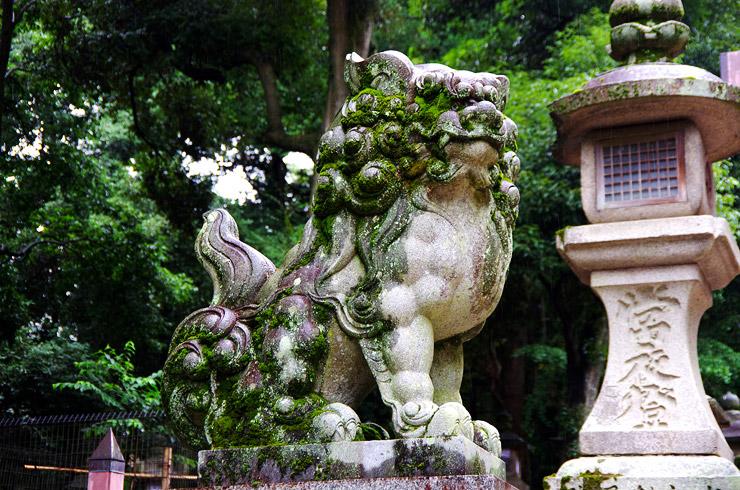 春日大社 狛犬