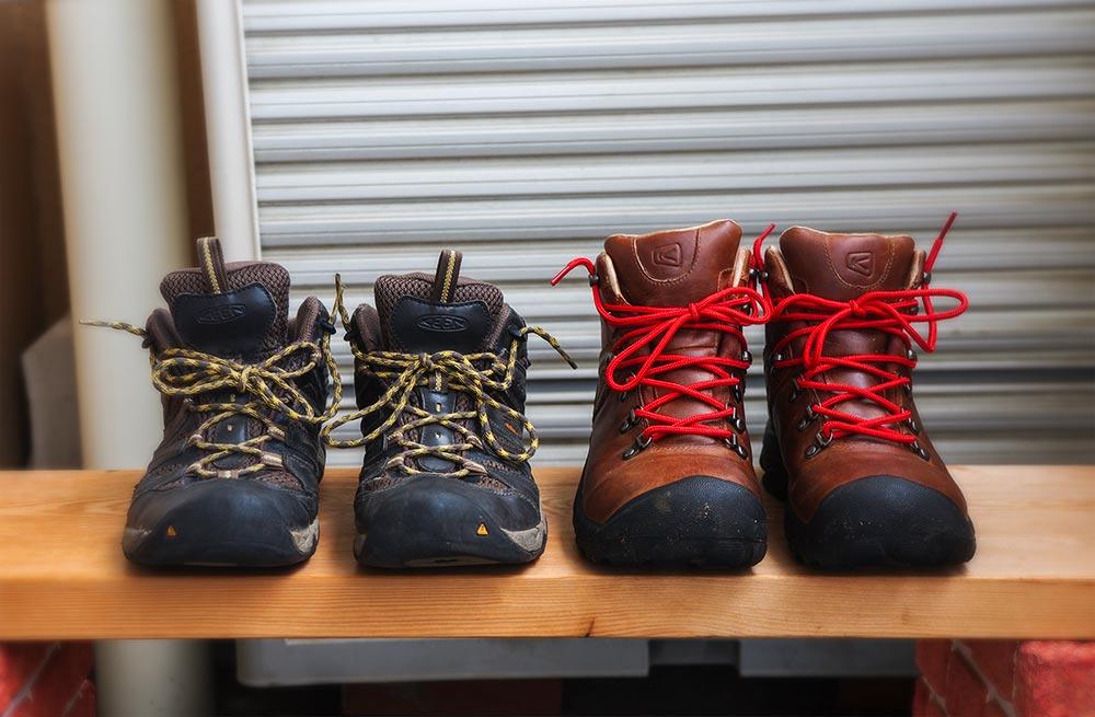 【世界一周】旅行にオススメの靴