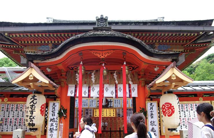 地主神社 世界遺産