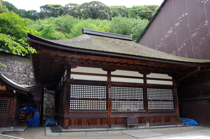 釈迦堂(しゃかどう) 清水寺の重要文化財