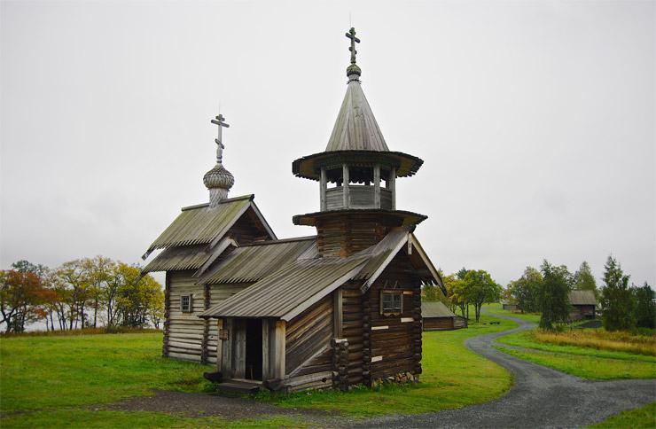 キジ島の教会