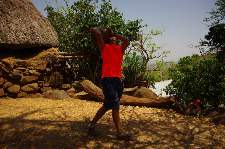 コンソの文化的景観