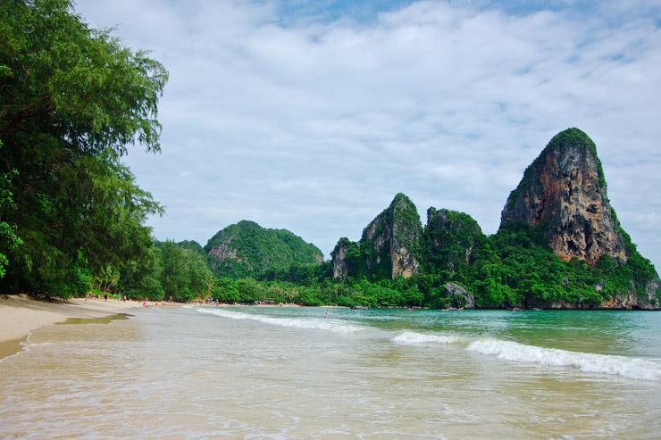 俺のビーチを探し求める旅 | ライレイ、プラナンビーチ
