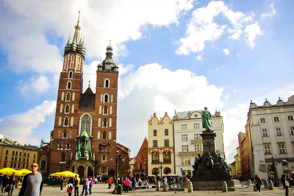 ポーランドの物価と治安