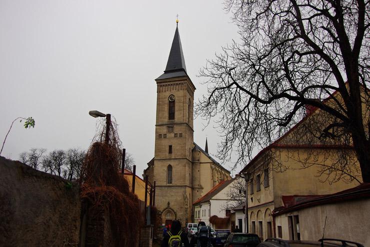 クトナー・ホラ:聖バルバラ教会とセドレツの聖母マリア大聖堂のある歴史都市