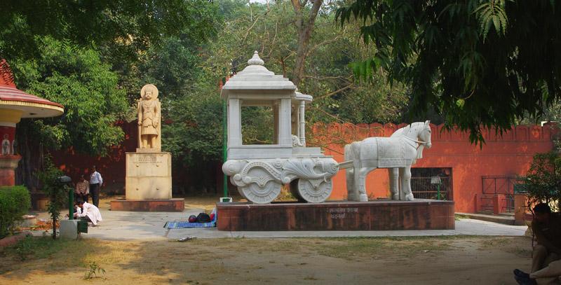 ラクシュミーナーラーヤン寺院