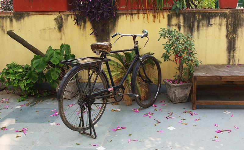 インドで見た実用車