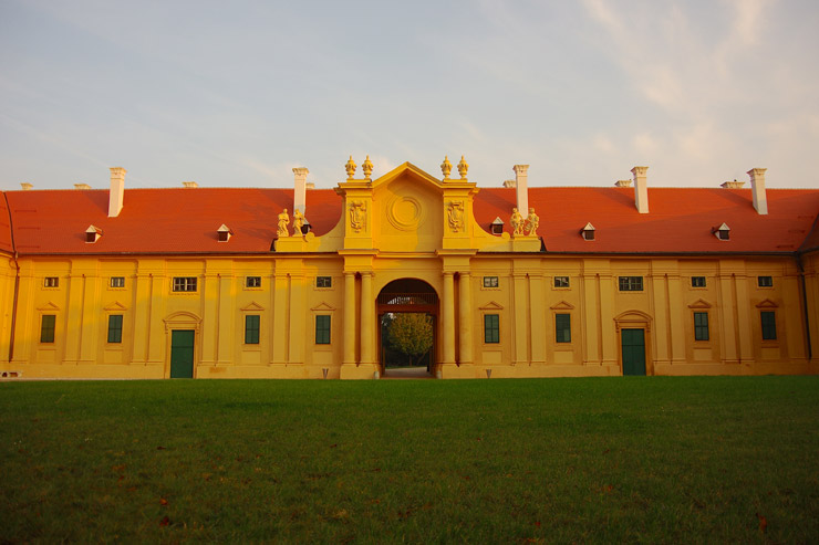レドニツェ-ヴァルティツェの文化的景観
