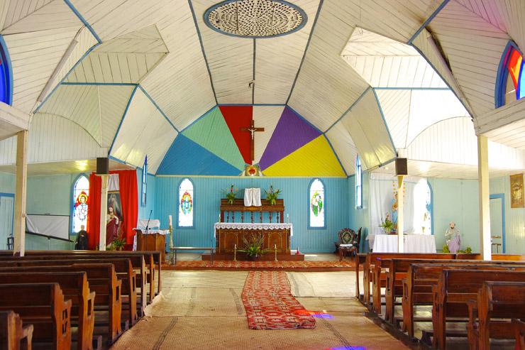 セイクリッド・ハート教会(Sacred Heart Church)