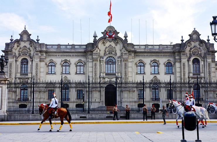 リマ歴史地区 | ペルーの世界遺産