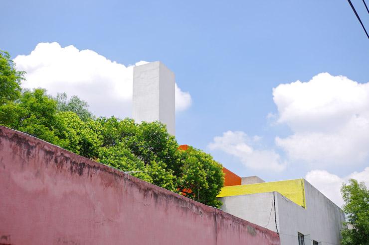 ルイス・バラガン邸と仕事場 | メキシコの世界遺産