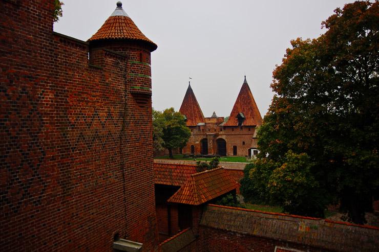 マルボルクのドイツ騎士団の城 | ポーランドの世界遺産