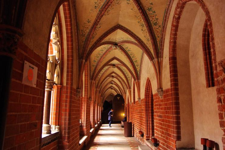 マルボルクのドイツ騎士団の城 の中
