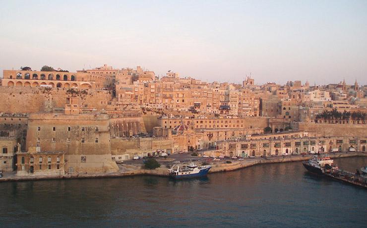 マルタの世界遺産、一覧