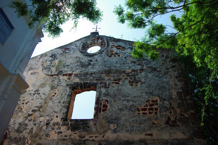 セントポール教会(St. Paul's Church)
