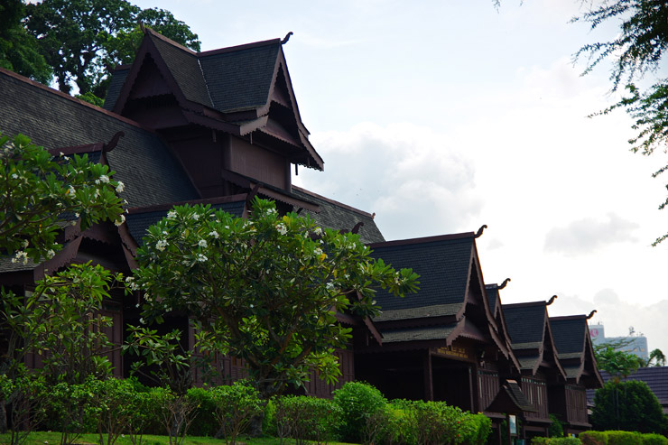 マラッカ・スルタン・パレス(Malacca Sultanate Palace)